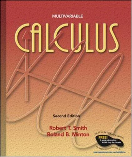 Multivariable Calculus, Second Edition
