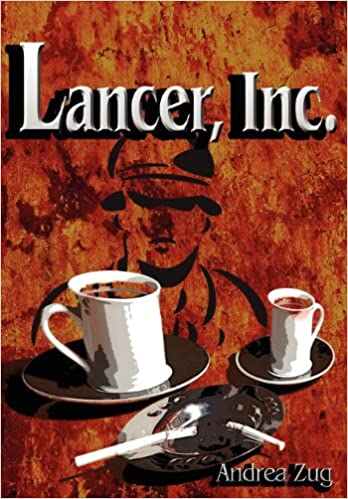 Lancer inc andrea zug 9781448909216 amazon books solutioingenieria Image collections