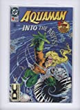 Aquaman #1 (Into the Abyss!)
