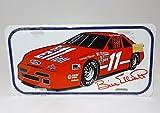 Vintage 1992 NOS Bill Elliot #11 Ford NASCAR Race Car Vanity License Plate