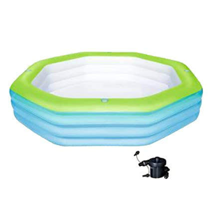 Amazon.com: Piscina inflable, Casa Piscina Interior de la ...
