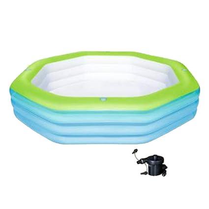 Amazon.com: Piscina inflable, Casa Piscina Interior de la ...