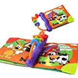Coolplay Non-toxic Cloth Soft Book Infant Toddler Activity...