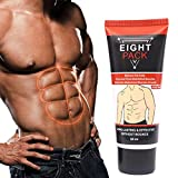 Zhengpin Men's Abdominal Cream Anti Cellulite Cream Fat Burning Body Firming Powerful Abdominal Stronger Tighten Belly Shaping Muscle Cream