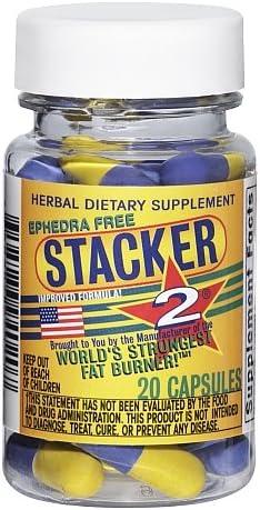 stacker 2 ultra fat burner)