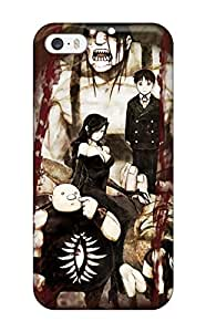 New Fashionable JhomasRayder LxSMQkC12771mHiEw Cover Case Specially Made For Iphone 5/5s(homonculi Fullmetal Alchemist)