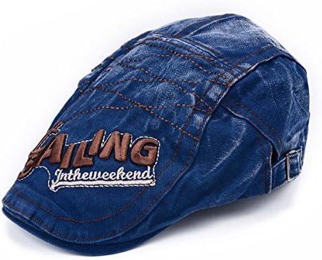 Boina/Gorra invierno Para Mujer Hombre Unisex Sombrero Cap (Azul ...