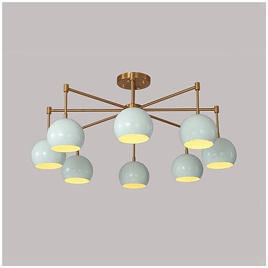 Colgantes Luces lámparas DE Techo Modernas la de de ZHAO NwOy8m0vn