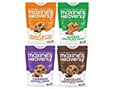 Maxine's Heavenly - Gluten Free, Vegan, Soy Free, Non-GMO Cookies - Variety Four Pack—7.2 ounces each (4 Pack)
