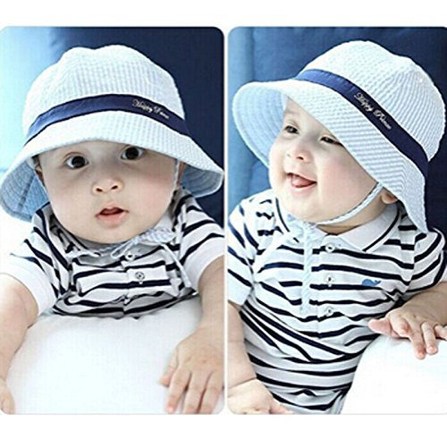 50% de descuento Bebé Niño Y Niña Niño Primavera Verano Sombrero ... 8f3fcd1c182