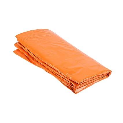 YMCHE - Saco de Dormir de Emergencia para Interior y Exterior, Impermeable, portátil,