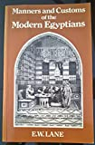 img - for Account of the Manners and Customs of the Modern Egyptians book / textbook / text book