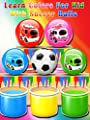 Learn Colors For Kid With Soccer Balls