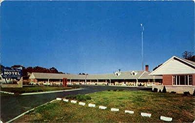 The Wilderness Trail Motel, Located on U.S. 25 Berea, Kentucky Original Vintage Postcard