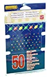 Lemax Village Collection Accessory, 50 Mini Lights Set, Multi Color #54387