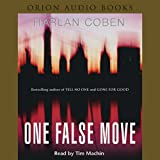 One False Move: Myron Bolitar, Book 5