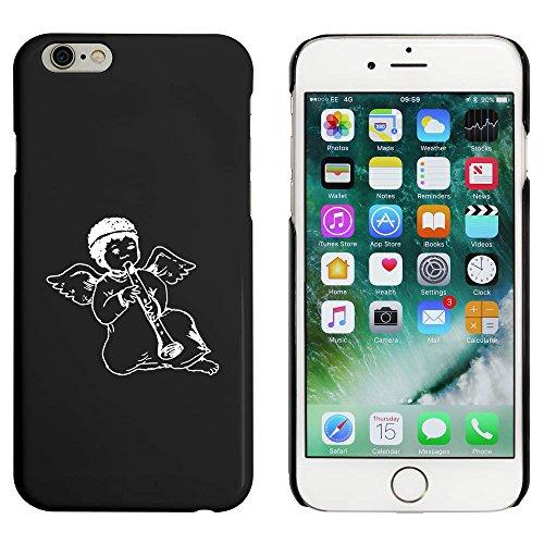 Noir 'Ange Musical' étui / housse pour iPhone 6 & 6s (MC00016717)