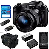Sony Cyber-shot DSC-RX10 20.2 MP Digital Camera - Deal-Expo Kit