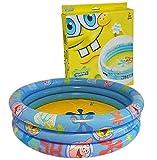 Nickelodeon SpongeBob Sponge Bob Inflatable Outdoor Indoor Garden Kids Water Wading Swimming Pool