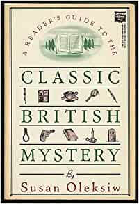 A Reader's Guide To The Classic British Mystery: Susan ...