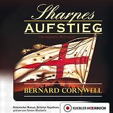 Sharpes Aufstieg (Sharpe-Serie 6) Hörbuch von Bernard Cornwell Gesprochen von: Torsten Michaelis