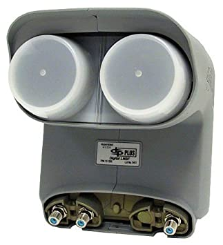 dish network bell expressvu dish pro plus dpp twin lnb: amazon ca:  electronics