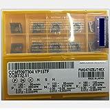 GBJ-1 CCMT09T304 VP15TF CCMT32.51 New Carbide Inserts 10pcs