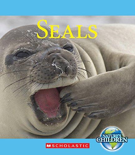 Seals (Nature's Children (Children's Press Library))