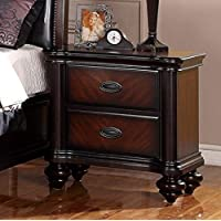 Poundex Furniture F4527 Nightstand