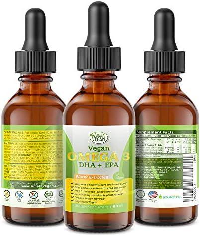 Potent Vegan Liquid Supplement Essential product image