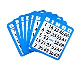 Huntar Popular Playthings Bingo Cards (Colors May Vary)