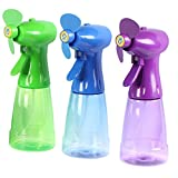 Discovery Kids Misting Fan [Assorted colors-Not just the colors dispalyed as images]