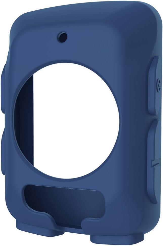 Starnearby per Garmin Edge 520 Custodia Protettiva Cover Protective in Gomma Custodia Protettiva per Tabella Codici Cycling Computer per Garmin Edge 520