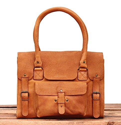 LE RIVE GAUCHE M Sable sac bandoulière cuir style vintage PAUL MARIUS