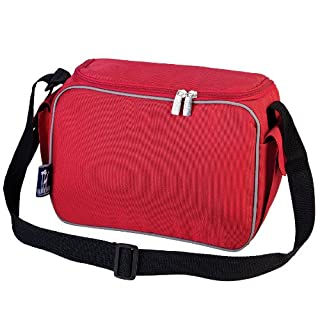 Wildkin Cardinal Red Lunch Cooler (B0084G1BXW) | Amazon price tracker / tracking, Amazon price history charts, Amazon price watches, Amazon price drop alerts