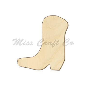 Image Unavailable. Image not available for. Color  Cowboy Boots Wood ... 06eaf92d5675