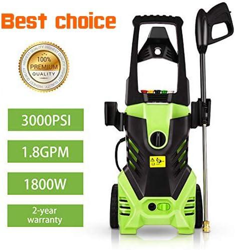 Amazon.com: Homdox HM5231 - Lavadora a presión eléctrica de ...