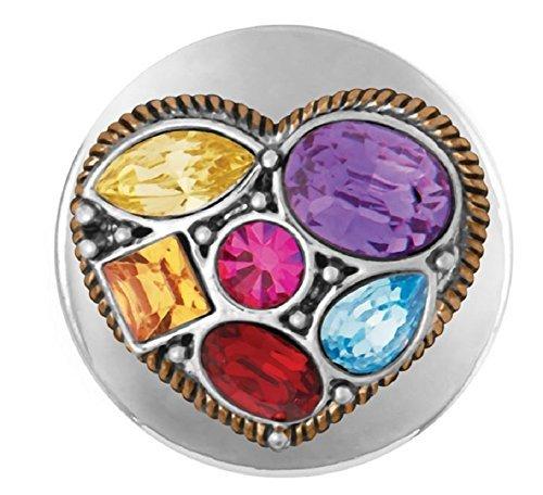 y Heart SN01-28 (Standard Size) Interchangeable Jewelry Accessories ()