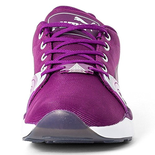 Puma grape juice/glaciergrey Textil Lila