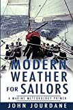 img - for Modern Weather for Sailors - A Marine Meteorology Primer book / textbook / text book