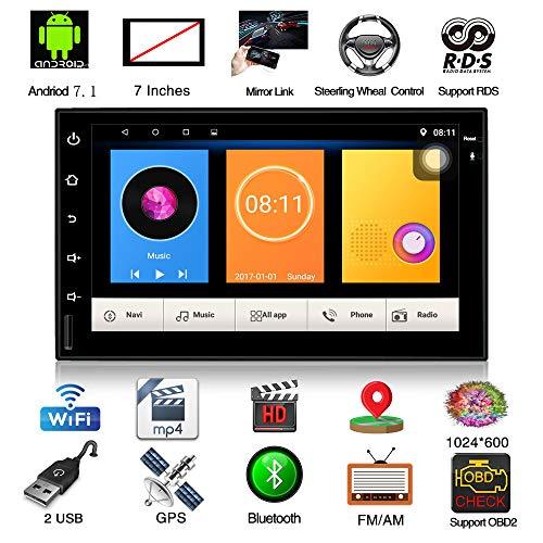 Henhaoro 7inch Android Car Stereo