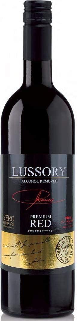 Lussory Non-Alcoholic Red Tempranillo