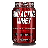 iSatori 100% Bio-Active Whey Premium Protein Formula with Added Bio-Gro for Weight Lifting and Muscle Recovery – Training and Exercise – Protein Powder – Chocolate Sensation – 30 Servings For Sale