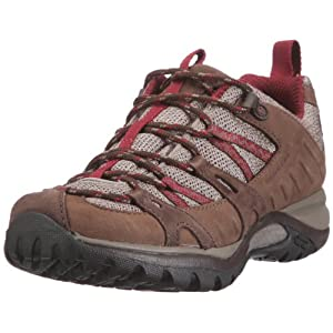 Merrell Women's Siren Sport Hiking Shoe Womens Hiking/Walking Sneakers/Shoes - Brown - Size US 9