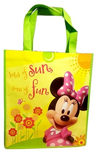 Disney Minnie Mouse Fun & Sun Tote Large 15