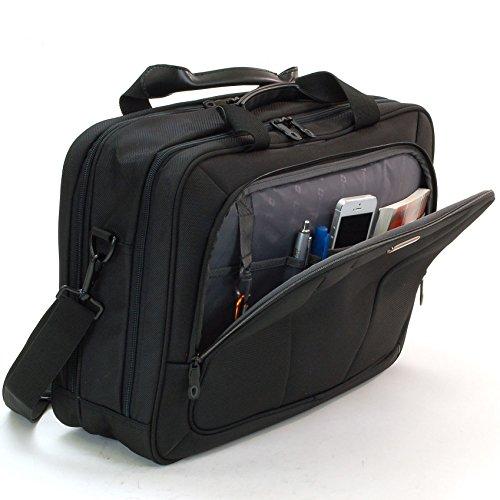 "Alpine Swiss 15.6"" Laptop Black"