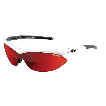 18faccd5ad1 Amazon.com   Tifosi Optics Tifosi Slip Interchangeable Lens Sunglasses -  Clarion Mirror Collection - White gunmetal   Beauty
