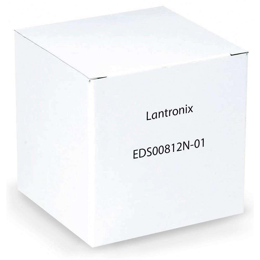 Lantronix EDS8PR 8-Port Device Server (EDS00812N-01) -