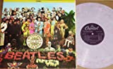 The BEATLES Sgt. Pepper's Lonely Hearts Club Band Marble Colored Record Vinyl