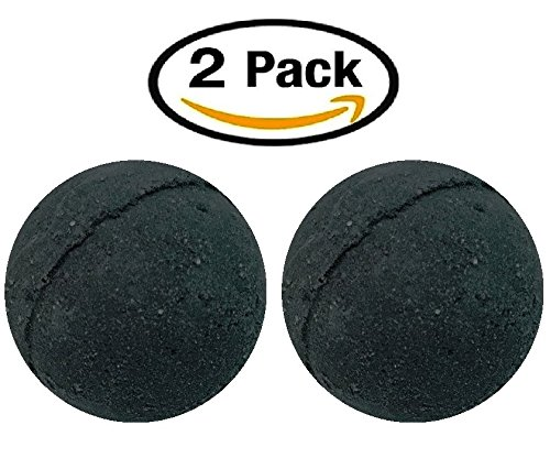 Black Bath Bombs Activated Charcoal product image